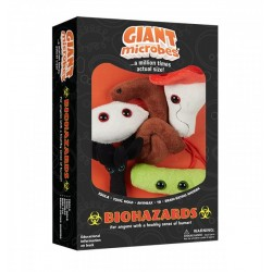 Biohazards themed gift box